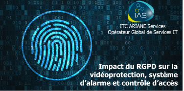 Depuis plusieurs années ITC ARIANE Services, Opérateur Global de Services IT propose des solutions et services en total adéquation avec la législation du RGPD. Nos experts du Développement des Solutions Sûreté sont à votre écoute pour vous conseiller sur le RGPD et la protection de la vie privée de vos employés.